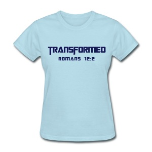 Transformed - Women's T-Shirt