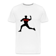 T-Shirts ~ Men's Premium T-Shirt ~ Poz Pitcher Men's Premium Tee