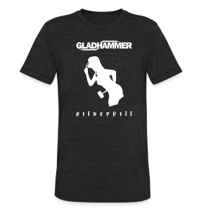 Men's Gladhammer Tri-Blend by American Apparel - Unisex Tri-Blend T-Shirt