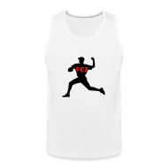 Sportswear ~ Men's Premium Tank ~ Poz Pitcher Men's Premium Tank Top