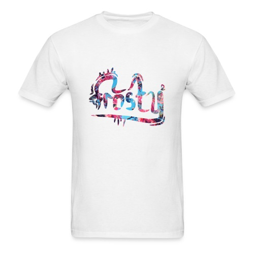 Frostyy Squared Signature - Men's T-Shirt