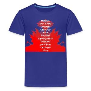 New World Ancestor Call (child) - Kids' Premium T-Shirt