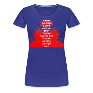 New World Ancestor Call - Women's Premium T-Shirt