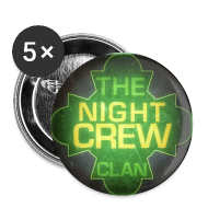 Buttons ~ Large Buttons ~ Night Crew Buttons