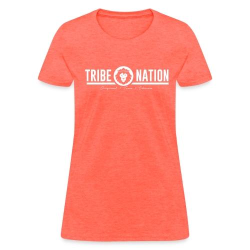 Tribe Nation Logo Women - Women's T-Shirt