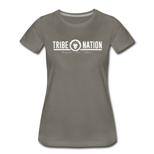 Tribe Nation Logo Women - Women's Premium T-Shirt