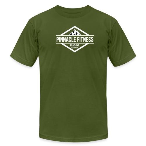 Men's Cotton Crew Neck - Men's Fine Jersey T-Shirt