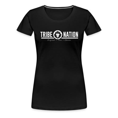 Tribe Nation Logo Women - Women's Premium T-Shirt