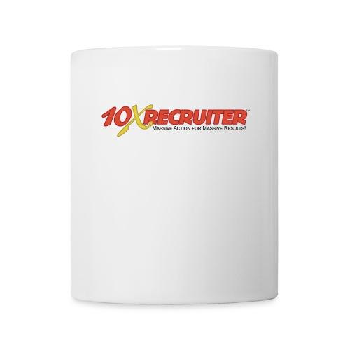 10X Recruiter Logo Coffee Cup - Coffee/Tea Mug