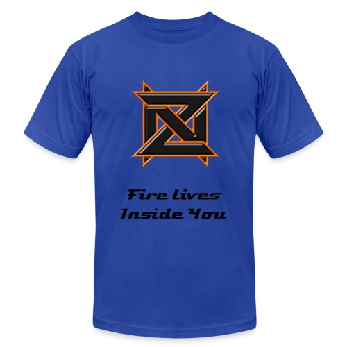 NopeZone Fan Gear - Men's Fine Jersey T-Shirt