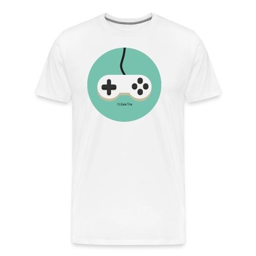 Its Game Time TEE - Men's Premium T-Shirt