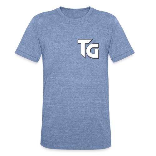 TwinGames t-shirt - Unisex Tri-Blend T-Shirt