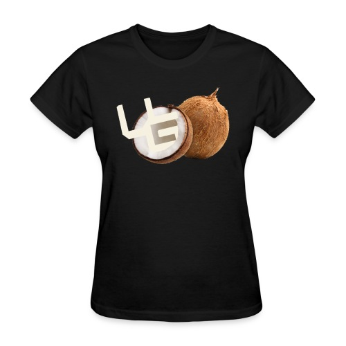 ViSion Coconut Woman's Tee - Women's T-Shirt