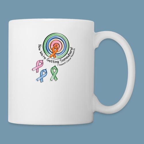I Support Cancer Research - Coffee/Tea Mug