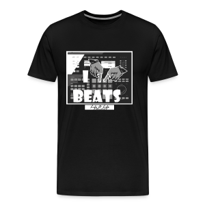 LLA - I Make Beats Tee - Men's - Men's Premium T-Shirt