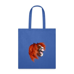 THE LAUGHING PONY - Tote Bag