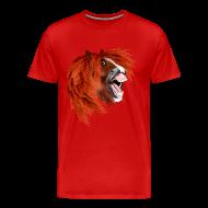 T-Shirts ~ Men's Premium T-Shirt ~ THE LAUGHING PONY