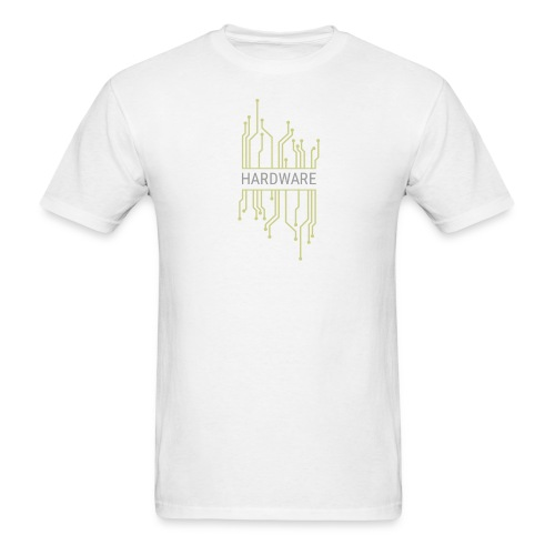 Circuit Board-Hardware - Men's T-Shirt
