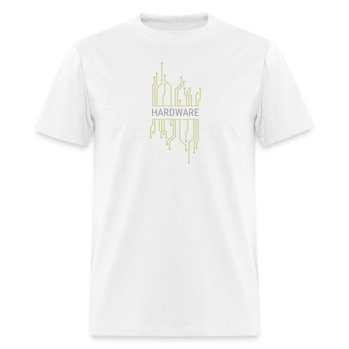 Circuit Board-Hardware - Men's T-Shirt