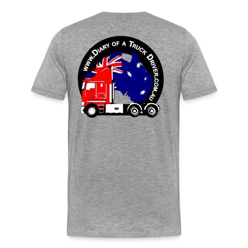 DoaTD Logo Tee - Men's Premium T-Shirt