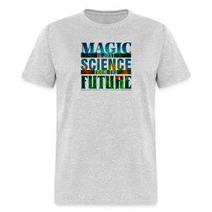 Magic—it's  Just Science, Multicolor - Men's T-Shirt