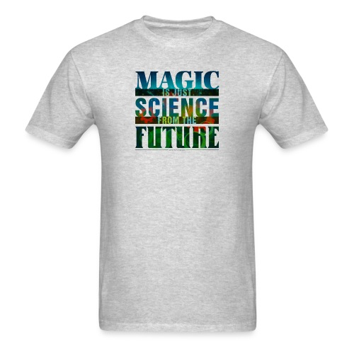 Magic—it's  Just Science, Multicolor - Men's T-Shirt