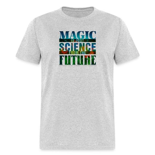Magic—it's  Just Science, Multicolor