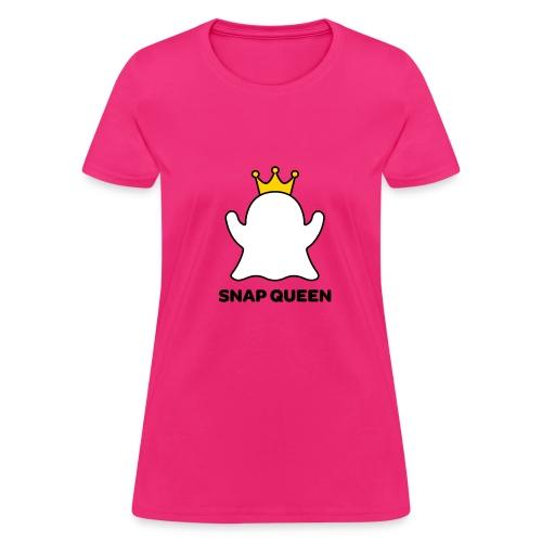 Snap Queen - T-shirt pour femmes