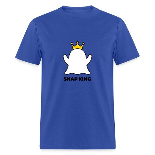 Snap King - T-shirt pour hommes