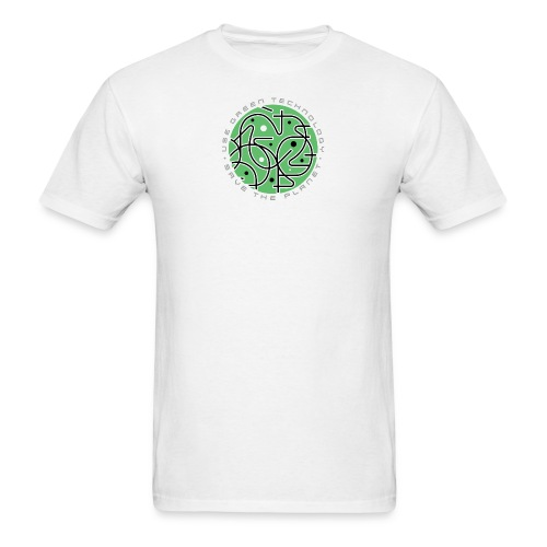 Green Tech - Men's T-Shirt