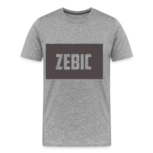 Zebic 6/5/16 shirt - Men's Premium T-Shirt