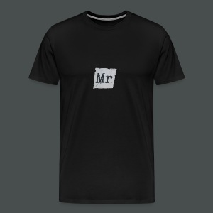 mr Mister - Men's Premium T-Shirt