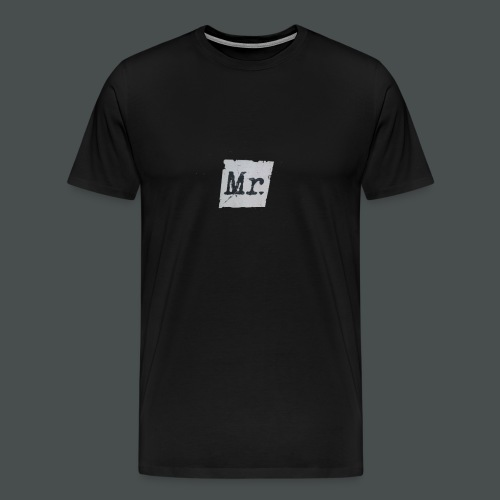 mr Mister - Men's Premium T-Shirt