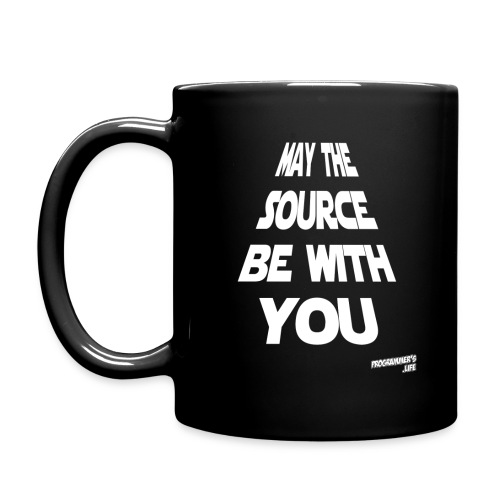 May the source - Full Color Mug