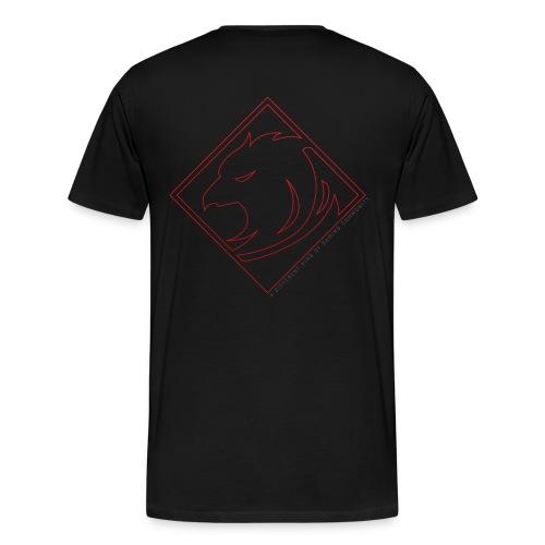 Clean ADK Design - Men's Premium T-Shirt
