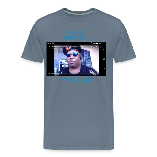 PERSONALIZED E G - Men's Premium T-Shirt