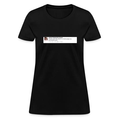 Cruisin' women's t-shirt - Women's T-Shirt