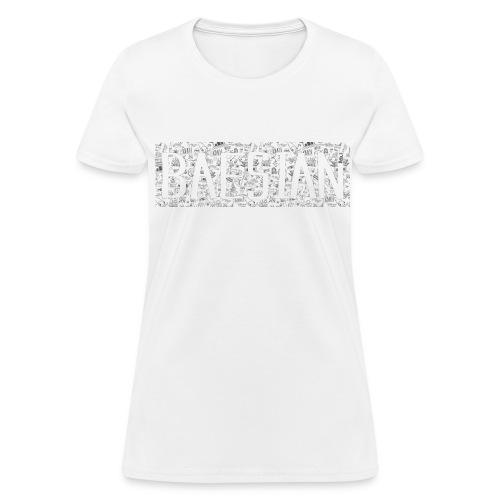 BAESIAN T-Shirt  (Basic T-Shirt) - Women's T-Shirt