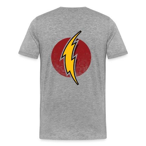 flash attempt - Men's Premium T-Shirt