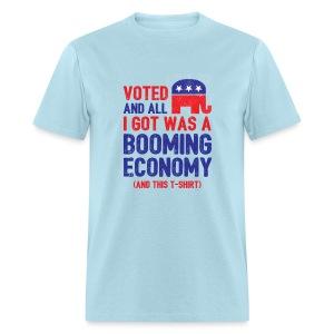 GOP Economy - Men's T-Shirt