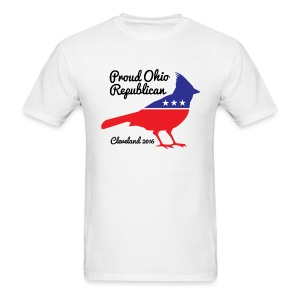 Ohio GOP - Men's T-Shirt