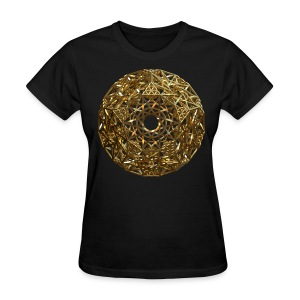 Truncated Hyper Dodecahedron Ag - Women's T-Shirt