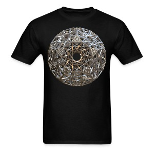 Truncated Hyper Dodecahedron Au - Men's T-Shirt