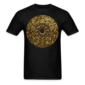 Truncated Hyper Dodecahedron Ag - Men's T-Shirt