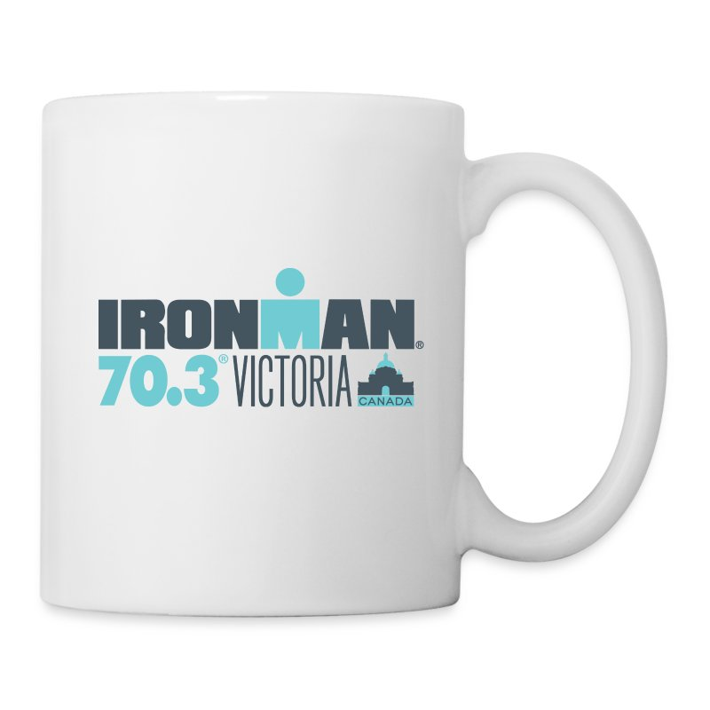 IRONMAN 70.3 Victoria Coffee/Tea Mug - Coffee/Tea Mug