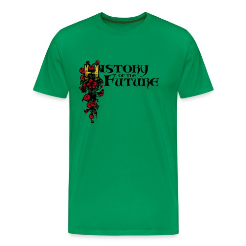 HOTF Color logo -Premium - Men's Premium T-Shirt