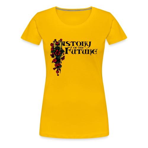HOTF Color logo -Female Premium - Women's Premium T-Shirt