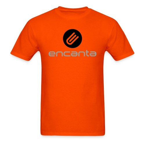 Classic Orange - Men's T-Shirt