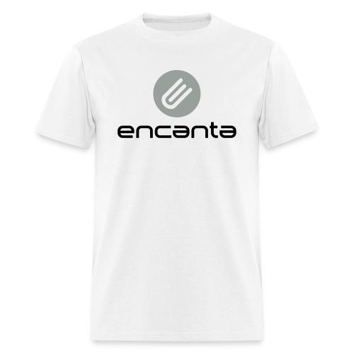 Classic White - Men's T-Shirt