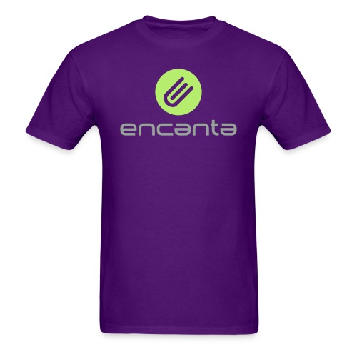 Classic Purple - Men's T-Shirt